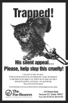 Photo- Ban Traps from banlegholdtraps.com poster
