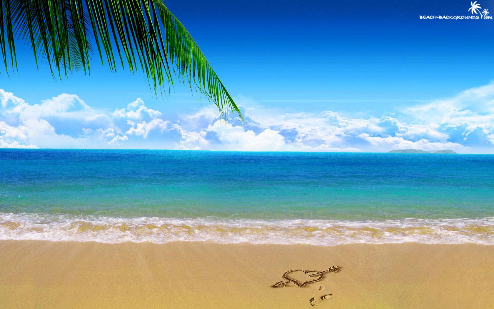 beach moments heart love - photo #34