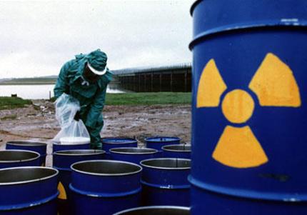 Eksplodirala nuklearna elektrana u Francuskoj Radioactive-waste-disposal
