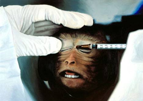 Animal testing what is more evil