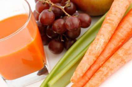Fresh Raw Juice Photo