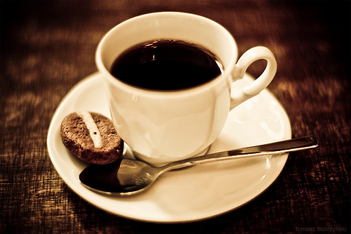 coffee cup conscious lifestyles radio