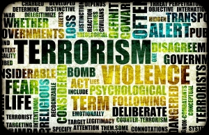 Terrorism Collage